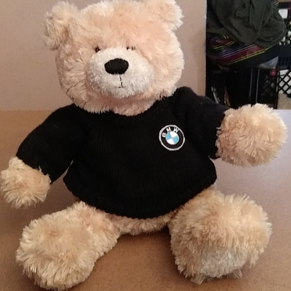 🆕 BMW Honey Bear by bmw/GUND